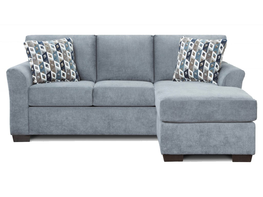 Affordable Furniture Cosmopolitan 3900queen Sleeper Sofa With Chaise