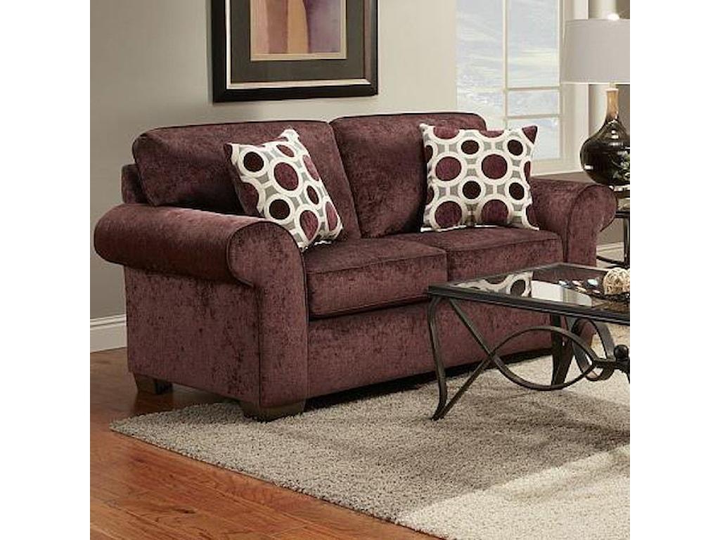 Affordable Furniture ElizabethLoveseat