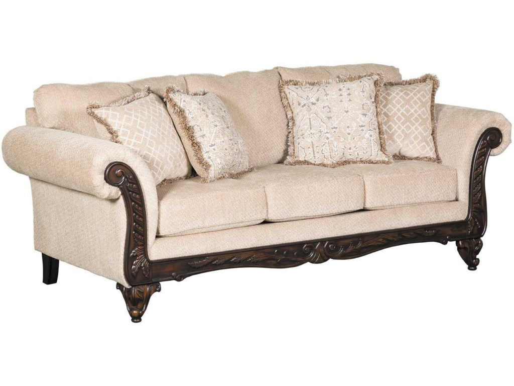 Affordable Furniture Emma WheatSofa