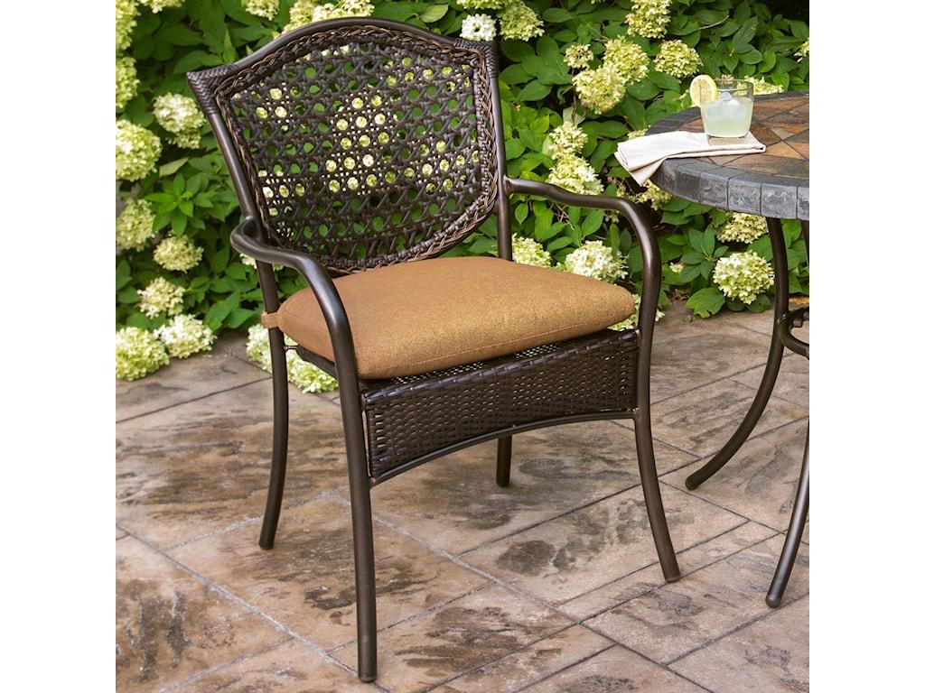 Apricity Outdoor BistrosBistro Chair