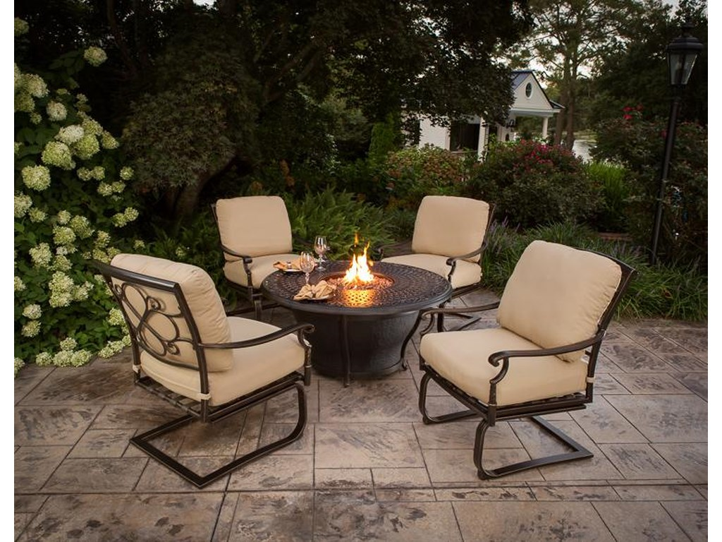 Apricity Outdoor Fire PitsCharleston Fire Pit