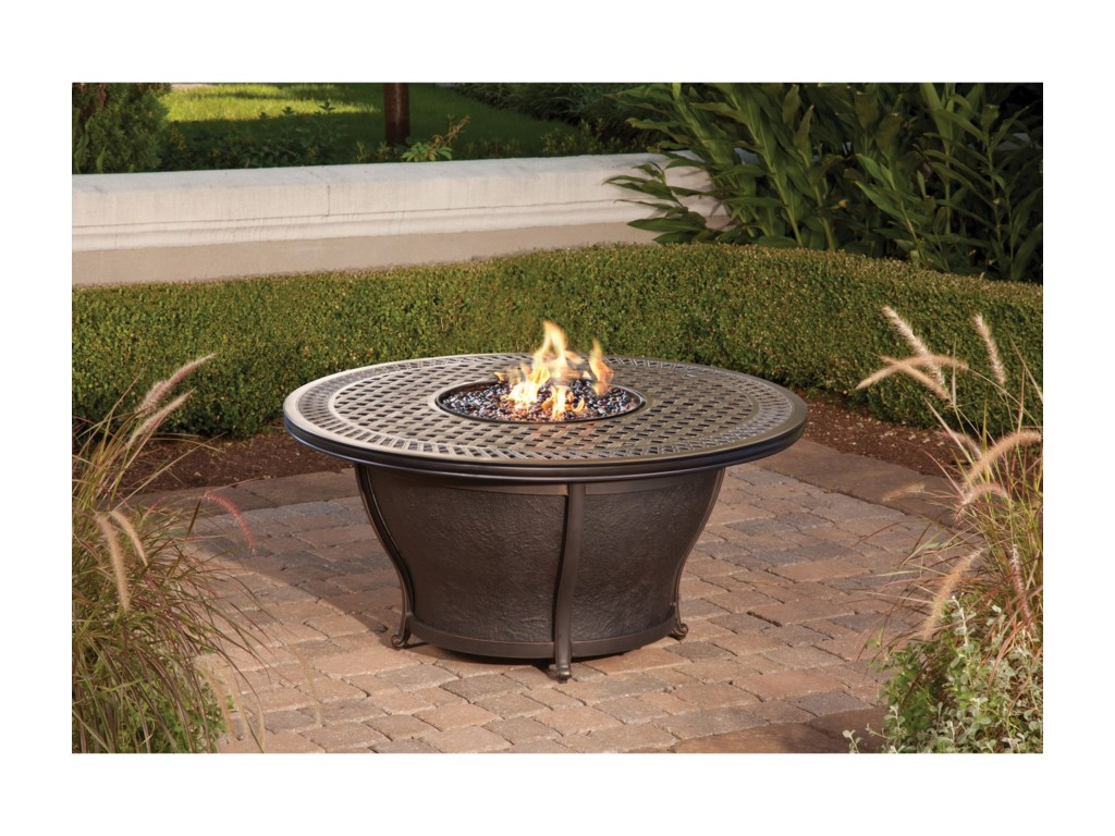 Agio Fire PitsThompson Fire Pit