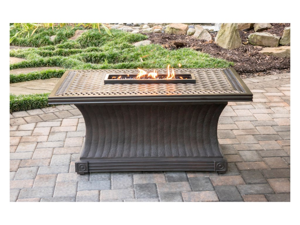 Agio Fire PitsParkdale Fire Pit