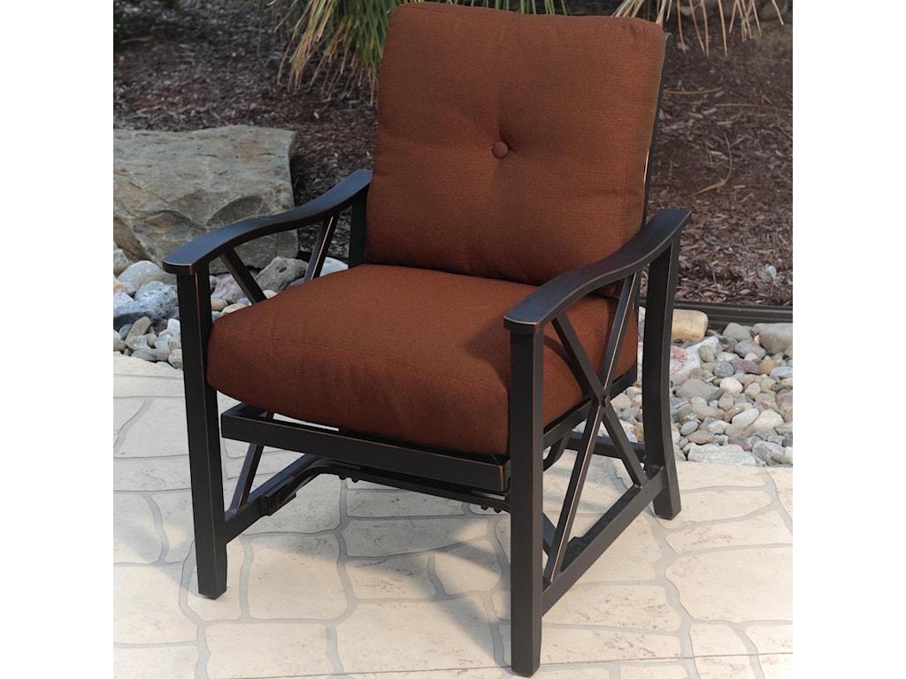 Apricity Outdoor HaywoodOutdoor Upholstered Chair