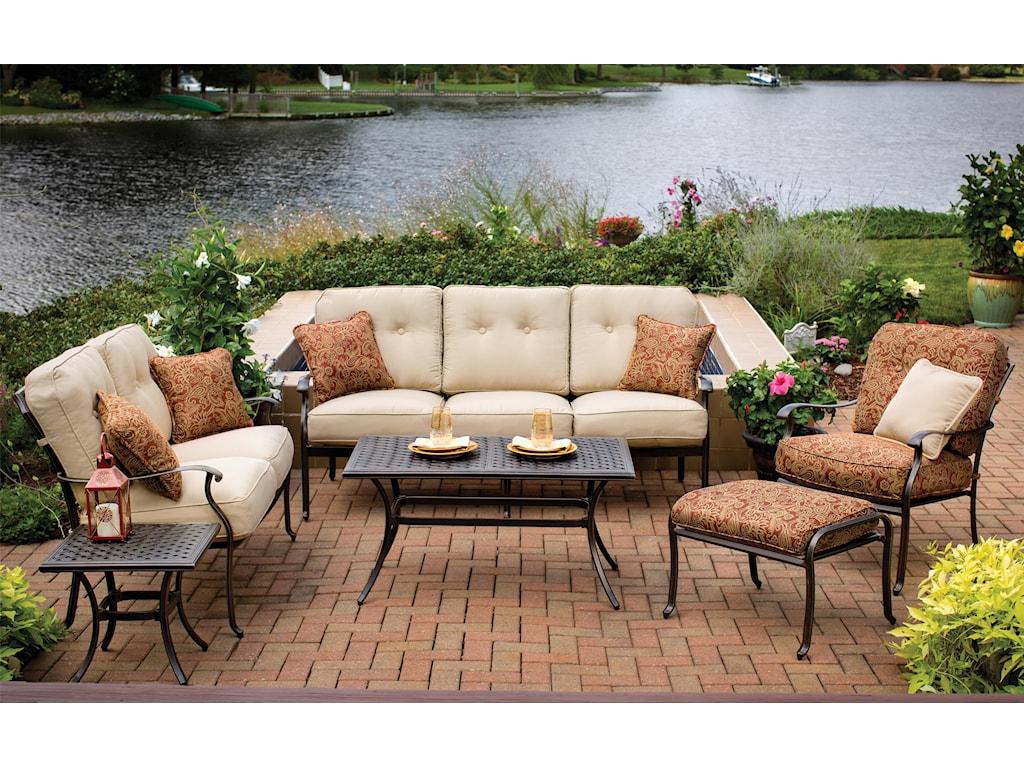 Apricity Outdoor HeritageOutdoor Lounge Chair