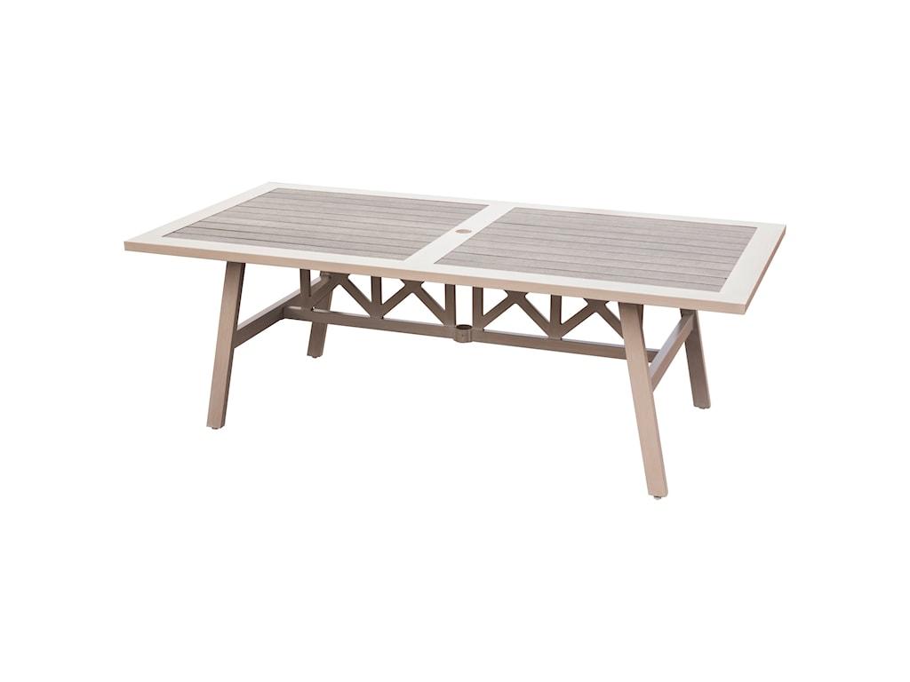 Alfresco Belle TerraOutdoor Dining Table