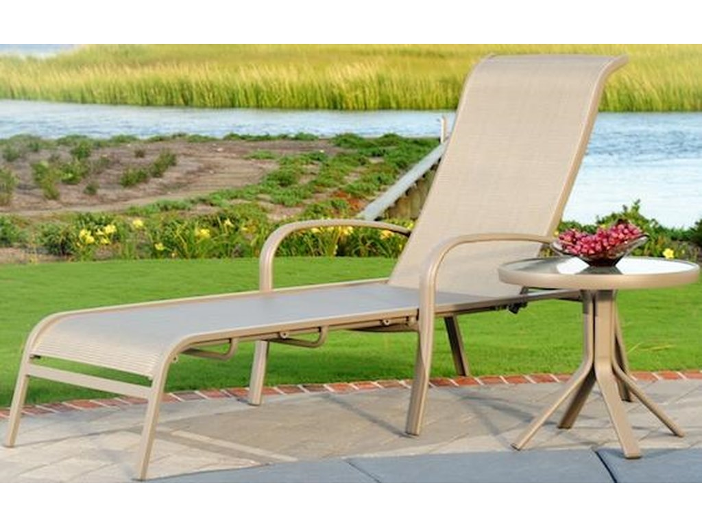 Apricity Outdoor Monterey 3Outdoor Occasional Table