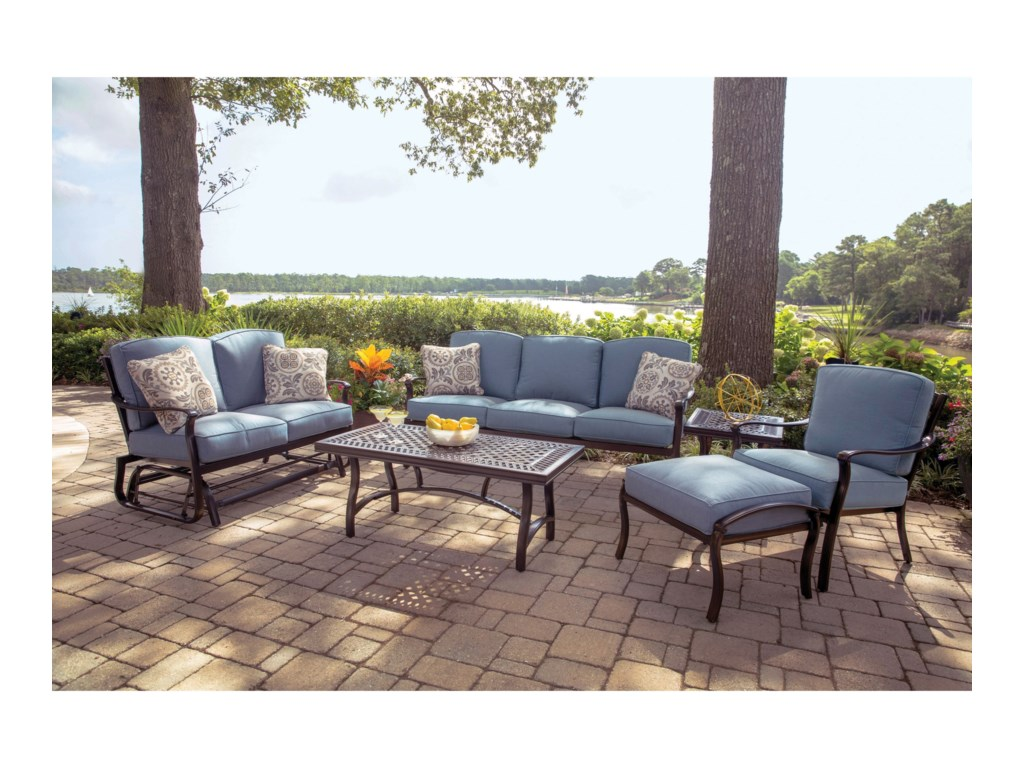 Apricity Outdoor ParkdaleSide Table