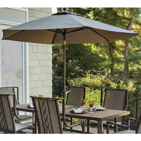 Outdoor Market Umbrella