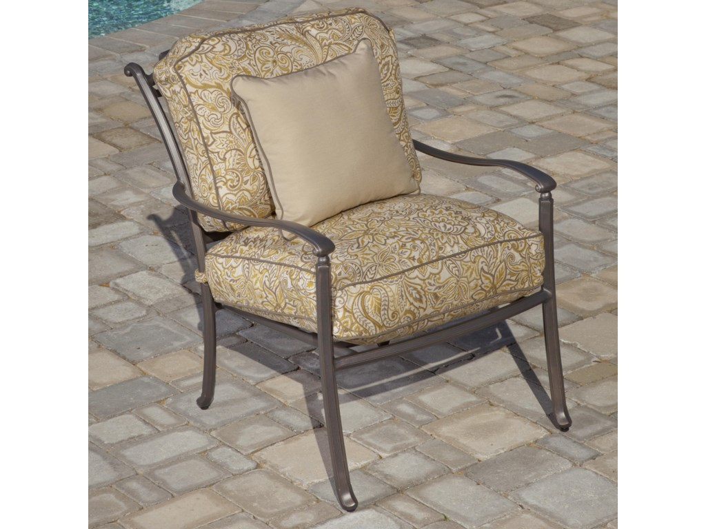 Apricity Outdoor TraditionLounge Chair