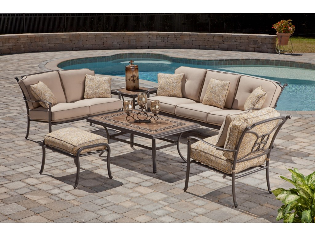 Apricity Outdoor TraditionCoffee Table