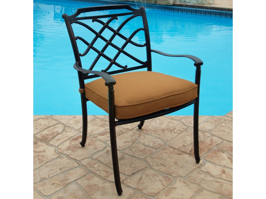 Agio Willowbrook Dining Chair