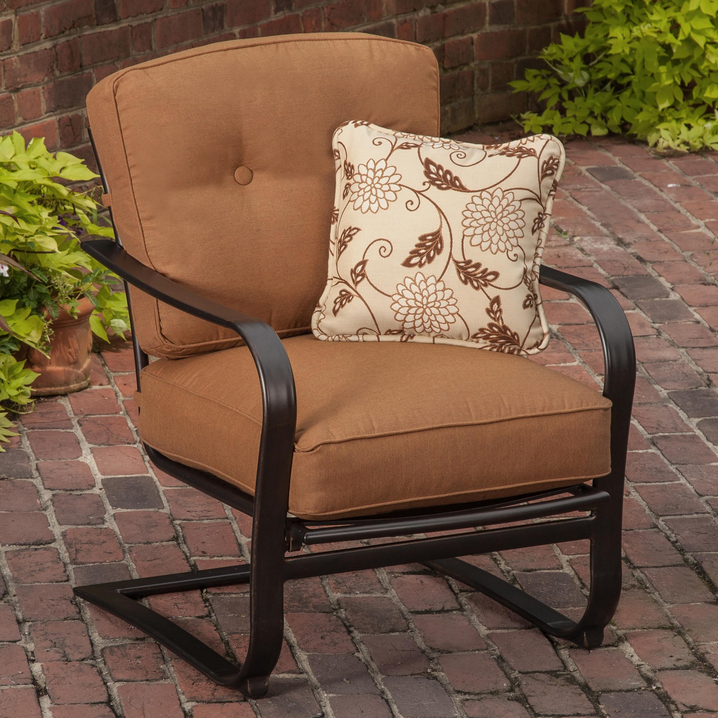 Agio Willowbrook Deep Seating Spring Chair
