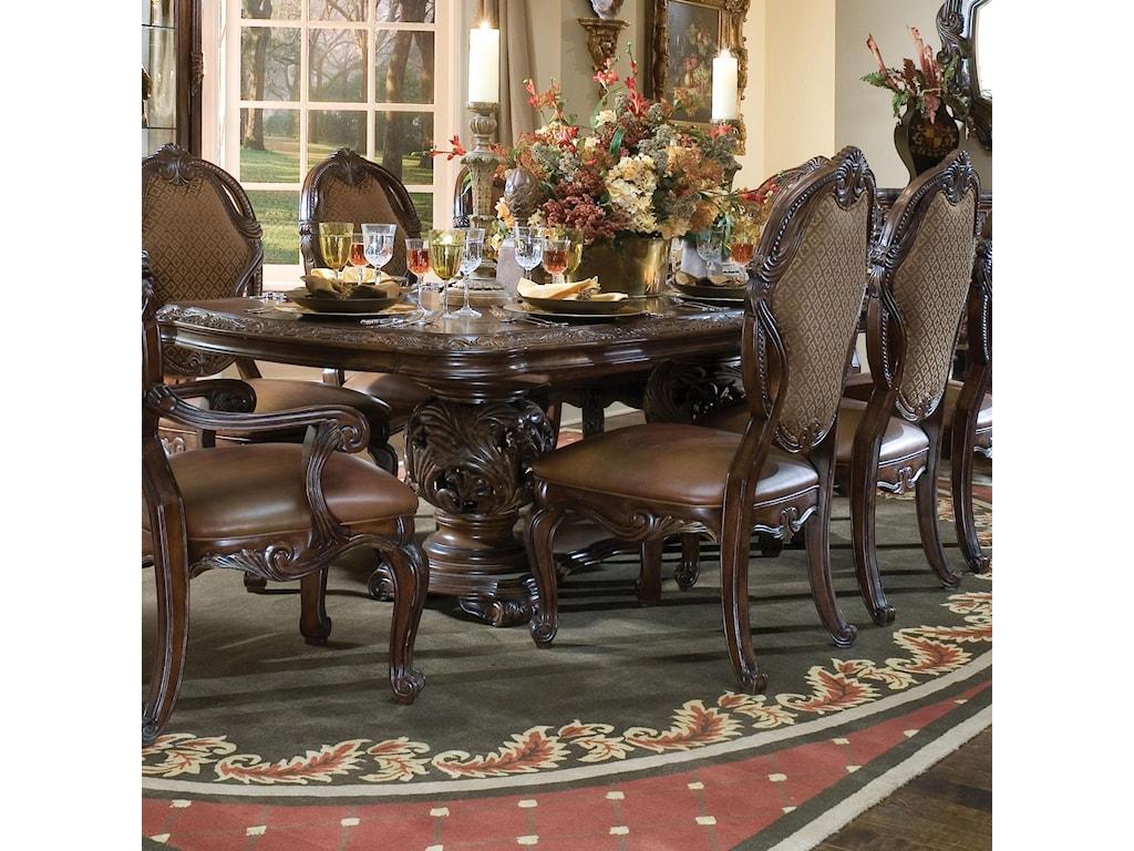Michael Amini Essex Manor Rectangular Dining Table