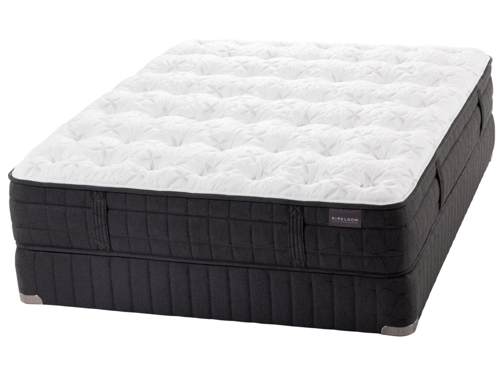Aireloom MadridCal King Plush Mattress