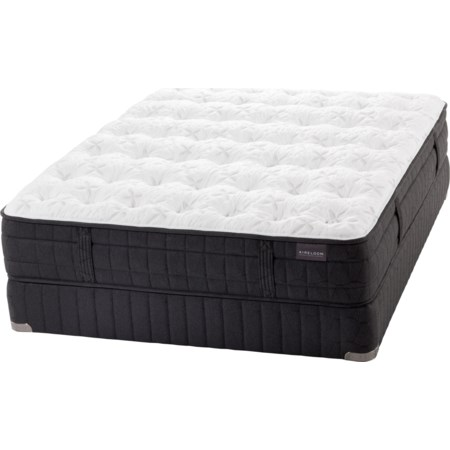 Aireloom Queen Plush Mattress
