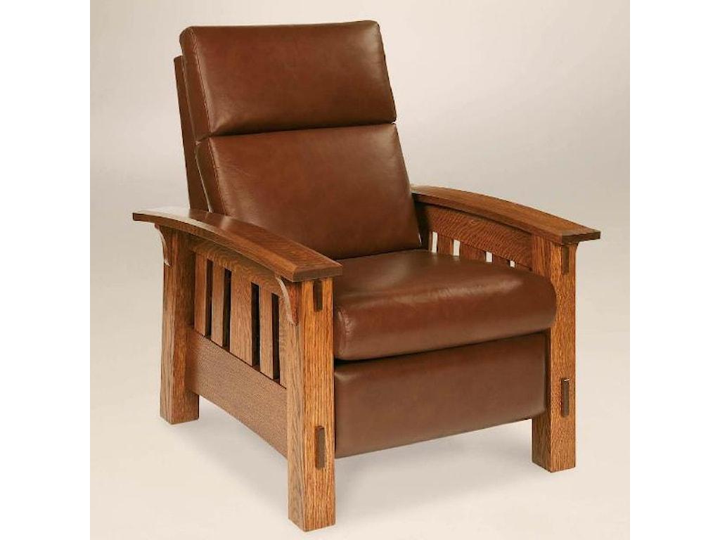 AJ's Furniture Amish UpholsteryMcCoy Recliner