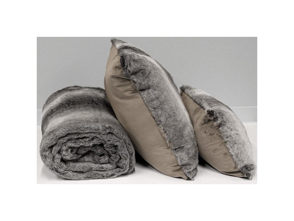 Stoney Creek Bedding ThrowsHudson Toss Pillow