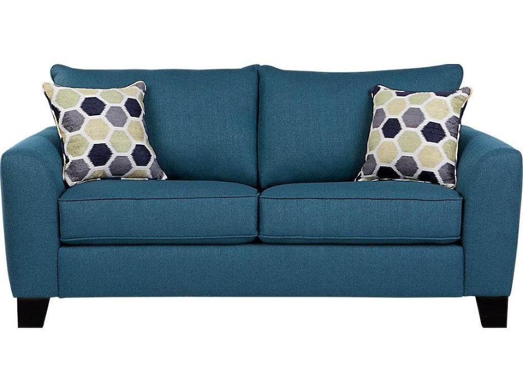 Albany 0416Full Sleeper Sofa