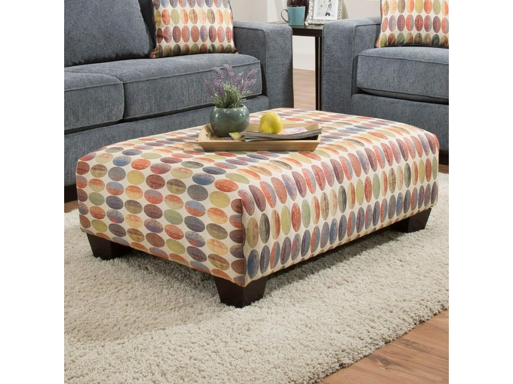 Albany 451Accent Ottoman