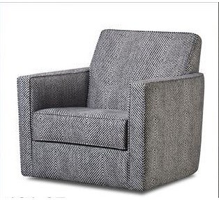 Albany 0464 Contemporary Swivel Chair