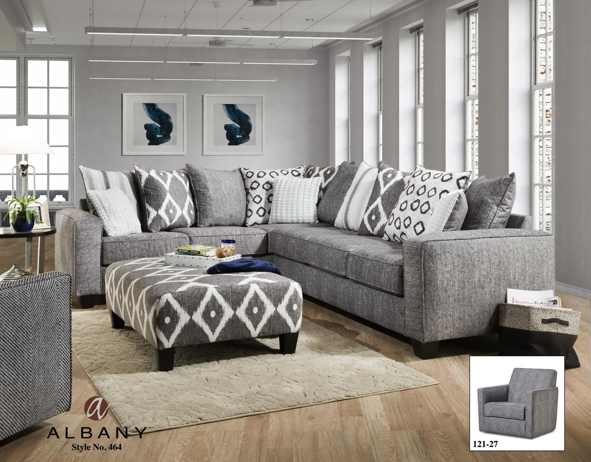 Albany 464 Sectional