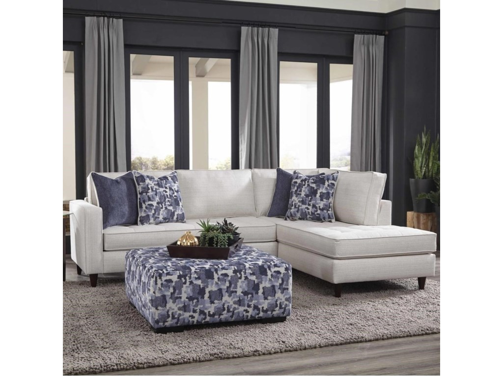 Albany 0470Sectional Sofa