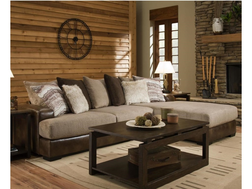 Albany 06892 Piece Sectional