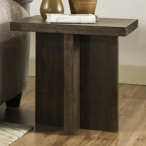 Albany 130 Square End Table