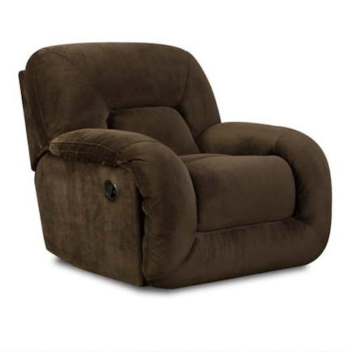 Albany 1735 Casual Power Rocker Recliner