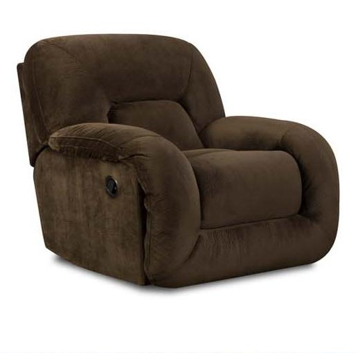 Albany 1735Casual Power Rocker Recliner