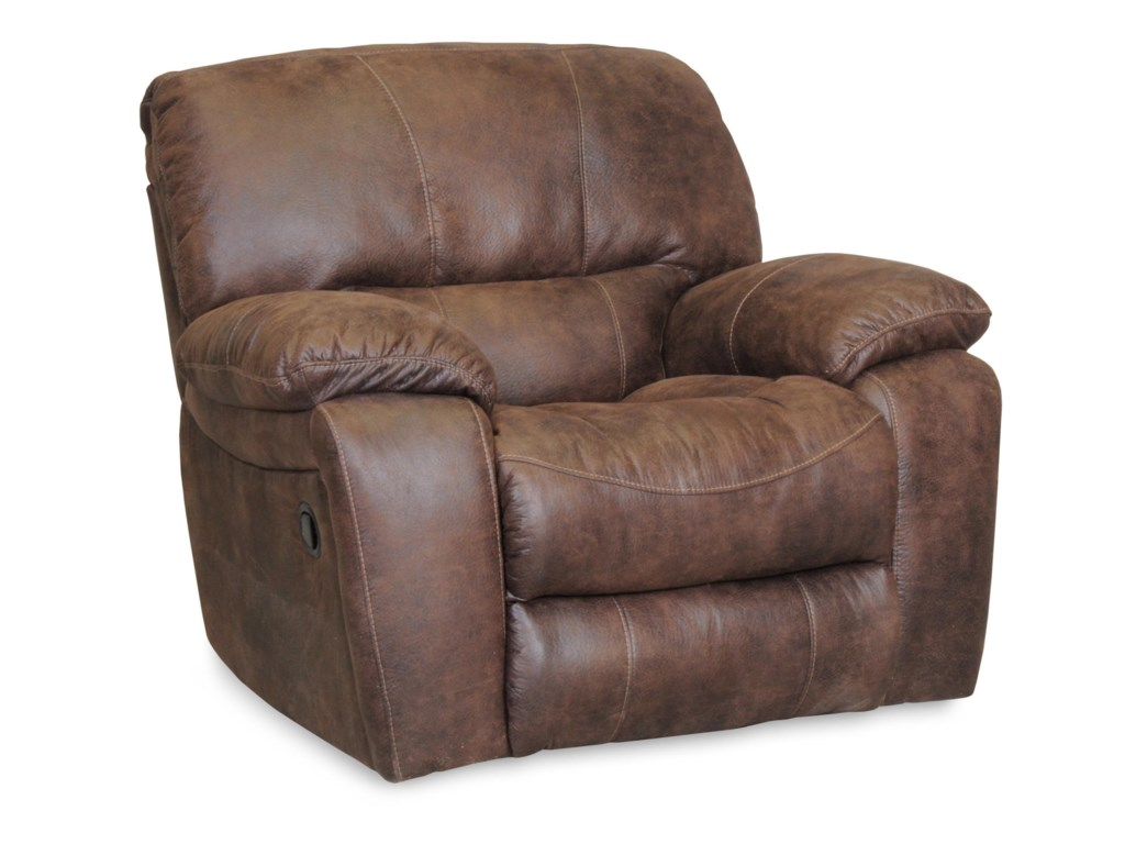 Albany 1750Casual Rocker Recliner