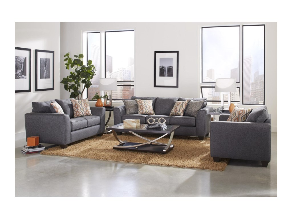 Albany 2256Sofa Sleeper