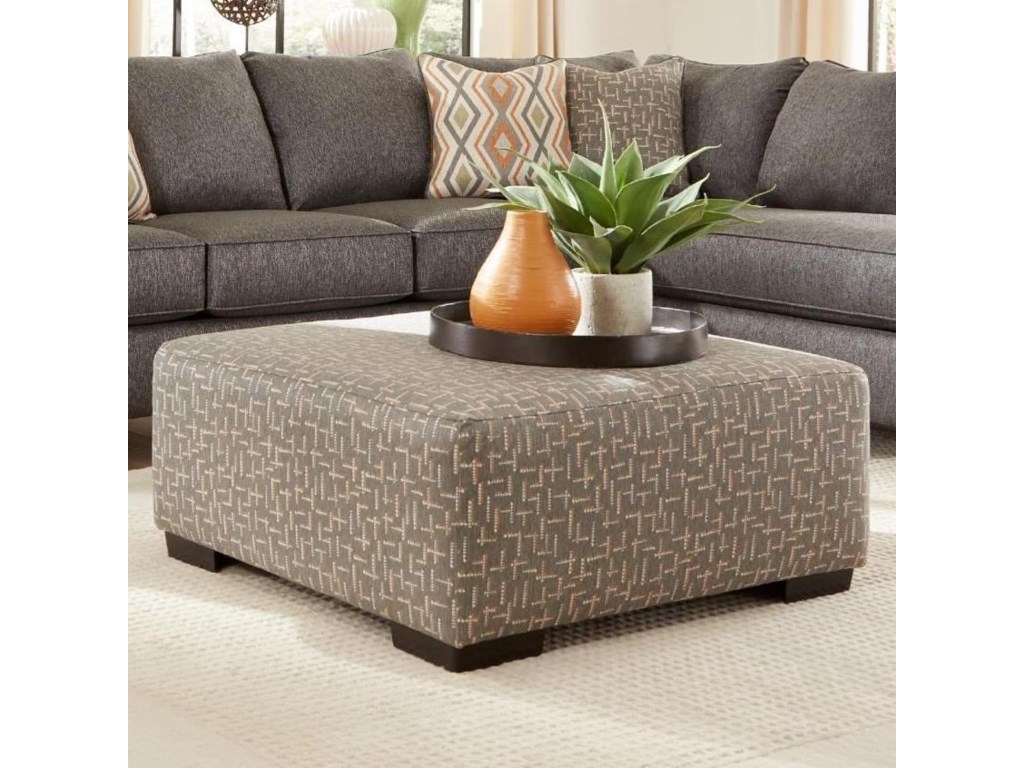 Albany 2256Square Cocktail Ottoman