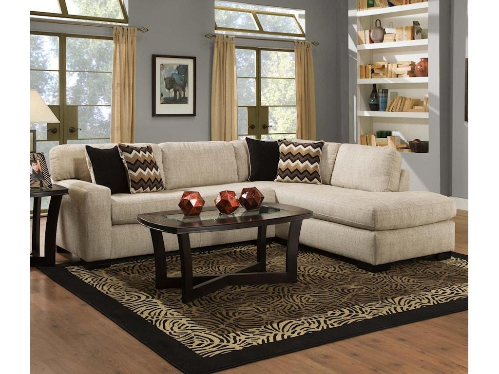 Albany 352Sectional Sofa