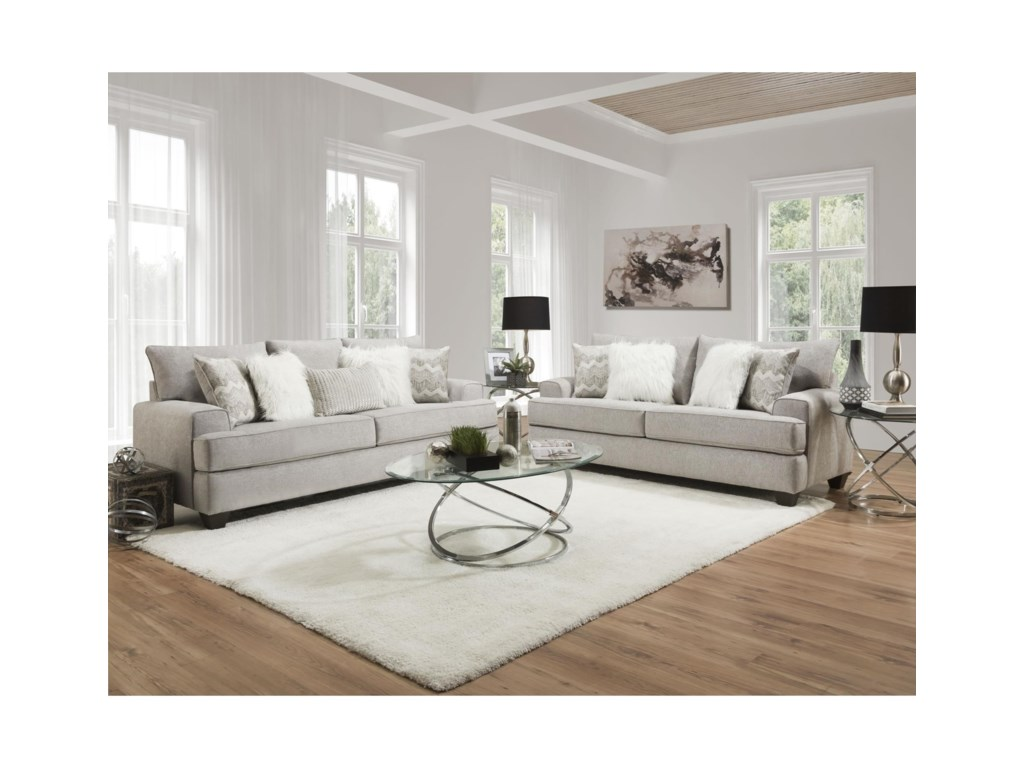 Albany EnduranceQueen Sleeper Sofa