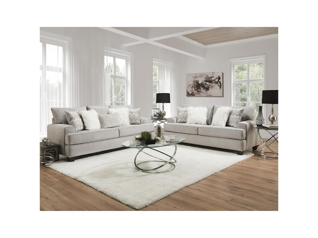 Albany 428Full Sleeper Sofa