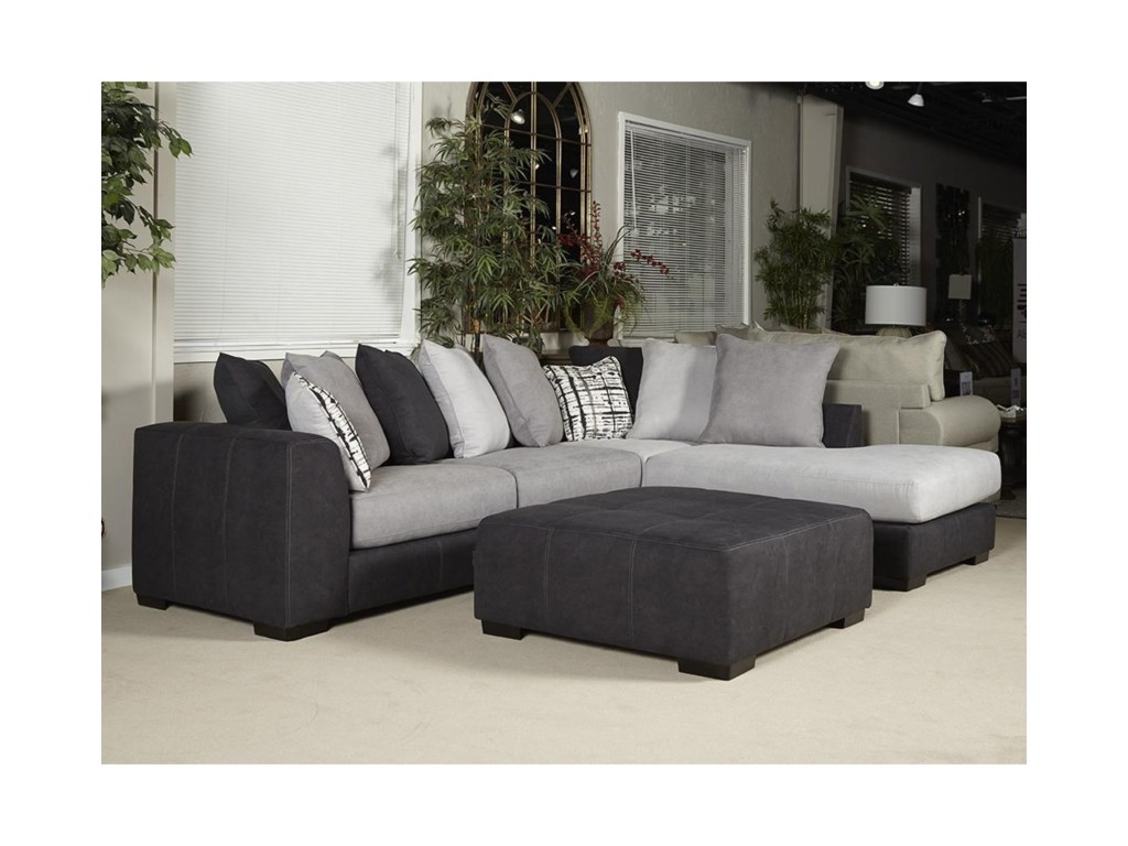 Albany 4482 PC Sectional Sofa