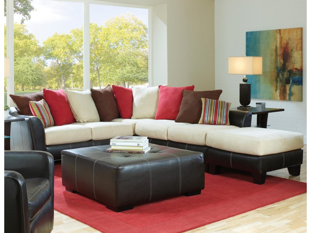 Albany 7583 Piece Sectional