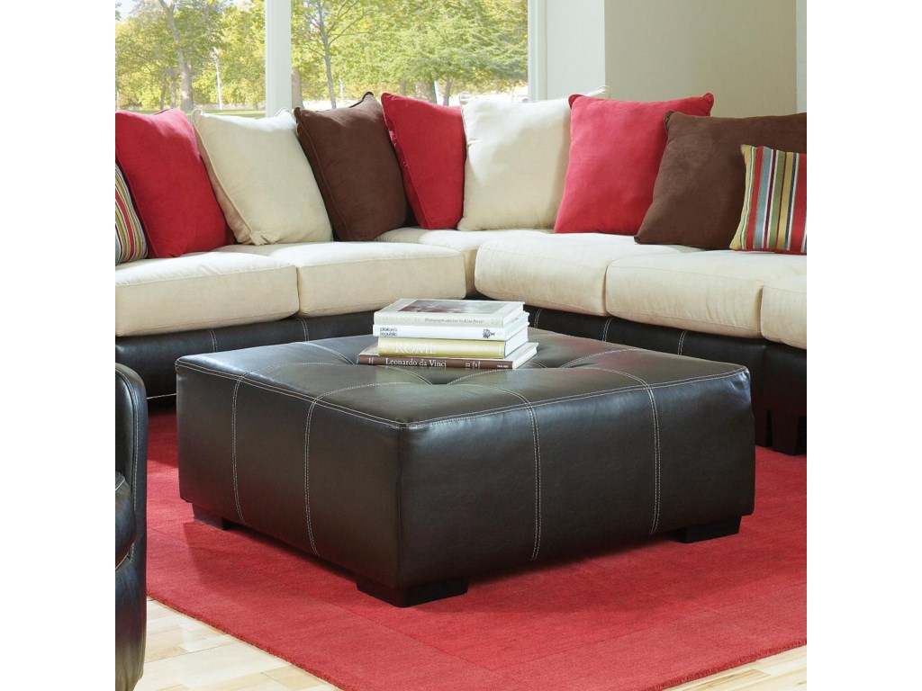 Albany 758Cocktail Ottoman