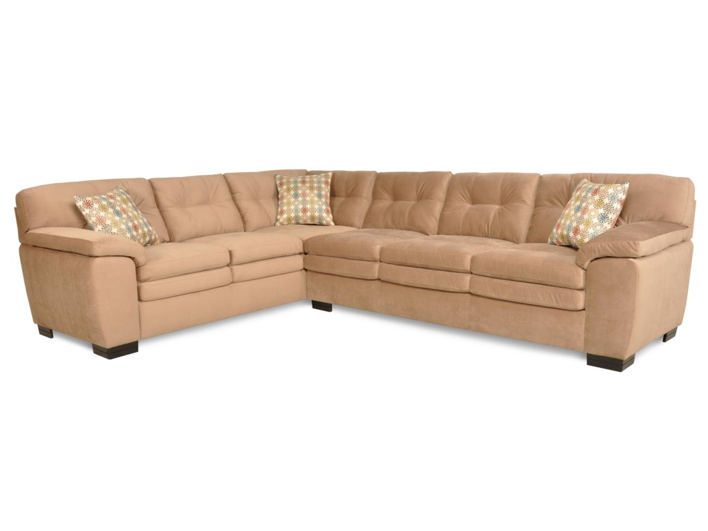 Albany 7822 Pc Sectional Sofa