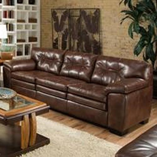 Albany 782 Causal Sofa with Tufted Back