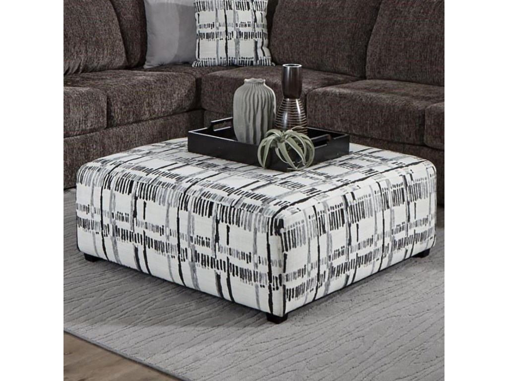 Albany 8620Cocktail Ottoman