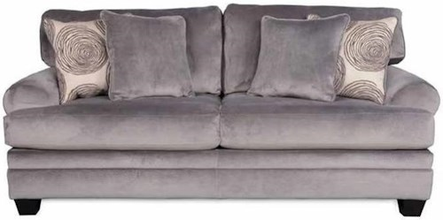 Albany 8642 Transitional Sofa