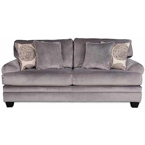 Albany 8642 Transitional Sofa