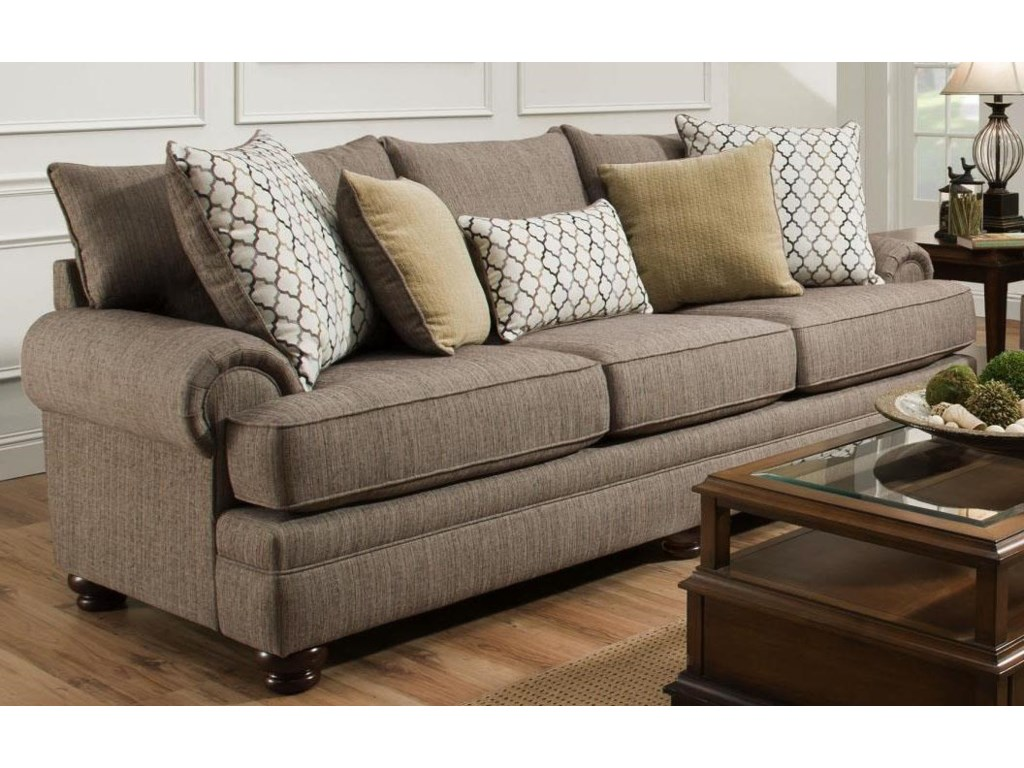 Albany Essence PewterSofa