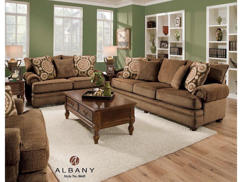 Albany 8645Sofa
