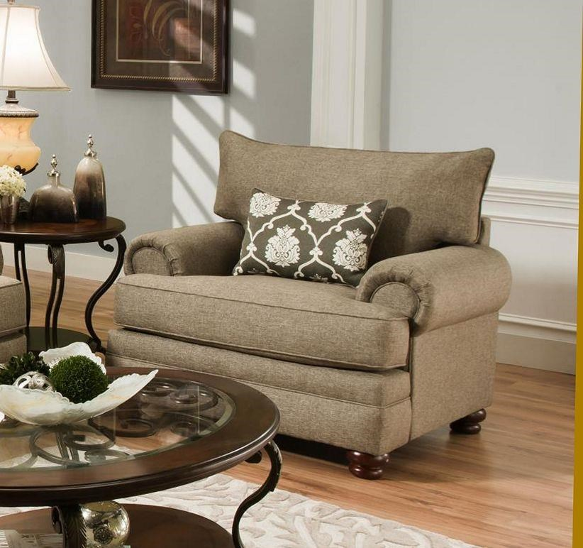 Albany 8645 Traditional Chair   Miskelly Furniture   Upholstered Chairs