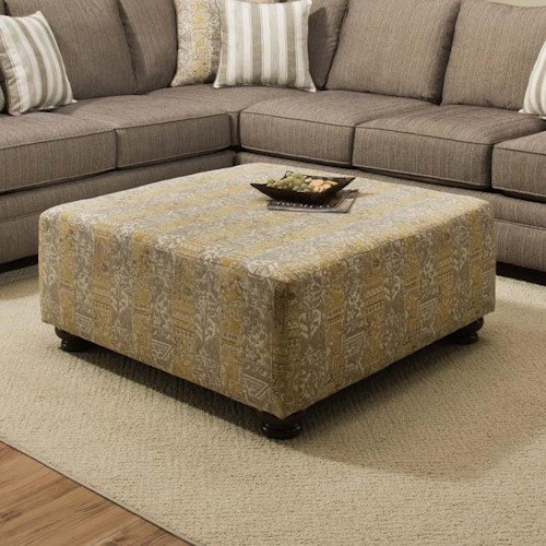 Albany 8645 Cocktail Ottoman