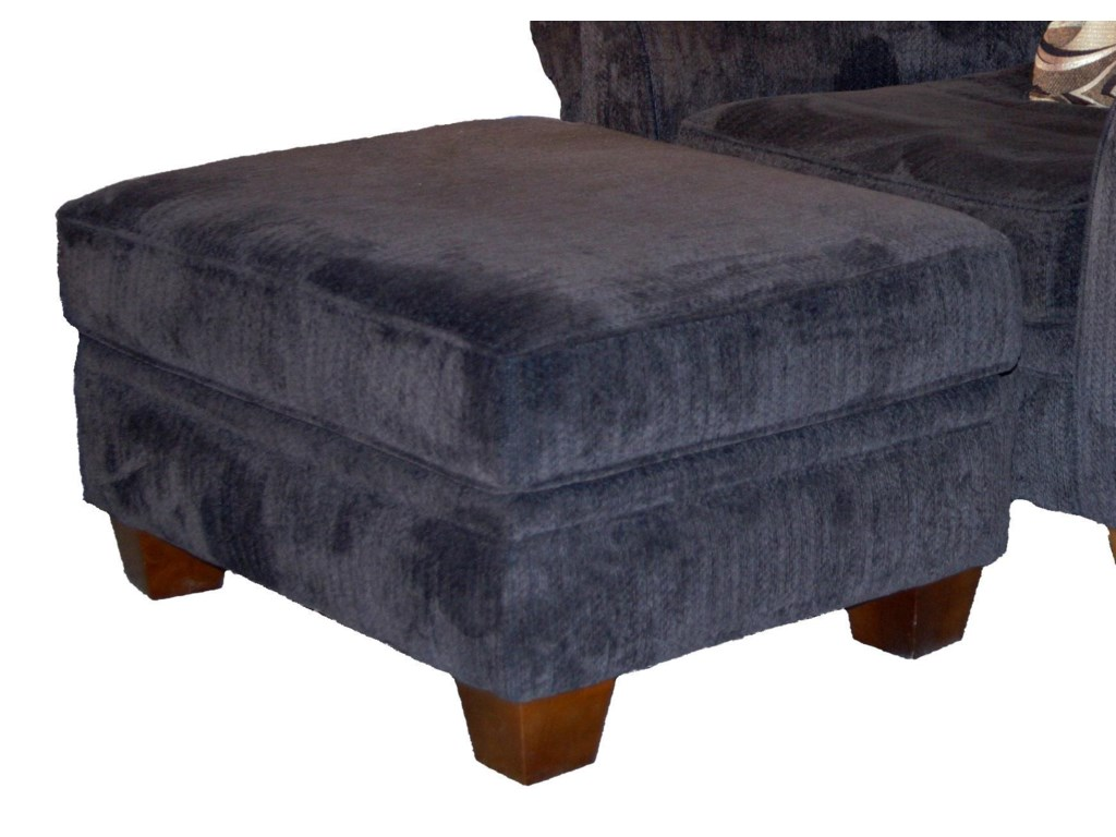 Vendor 775 910Transitional Ottoman